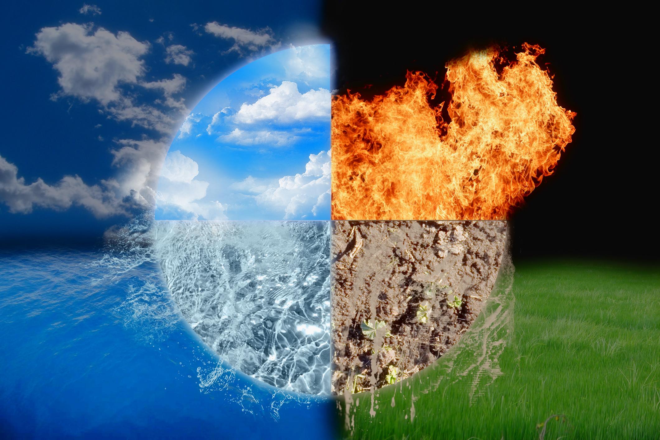 вода огонь земля картинки чем слаще